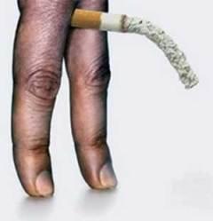 Smoking causes erectile dysfunciton